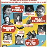 The+Undisputable+Geniuses+of+Comedy%21+presented+by+Portland+Mercury+%26amp%3B+Revolution+Hall
