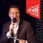 Live+Wire+with+Luke+Burbank